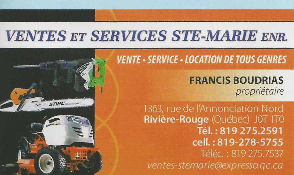 Location St Marie
